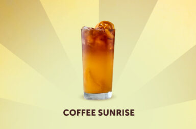 Coffee sunrise Challenge