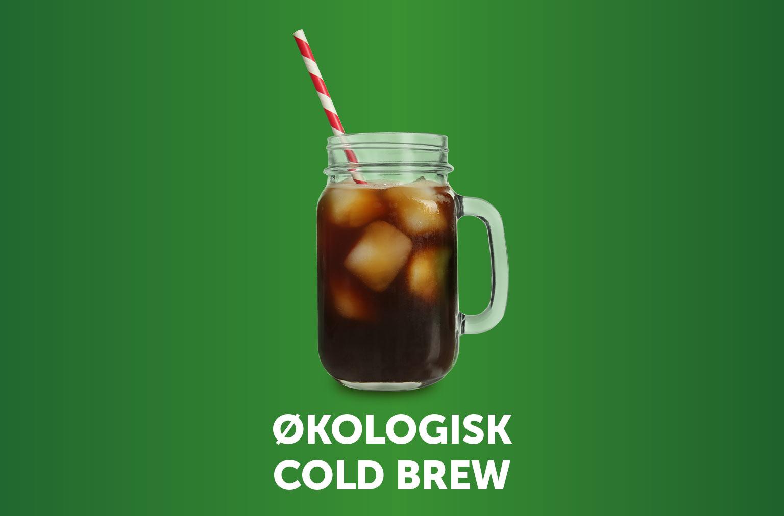 Økologisk Cold Brew