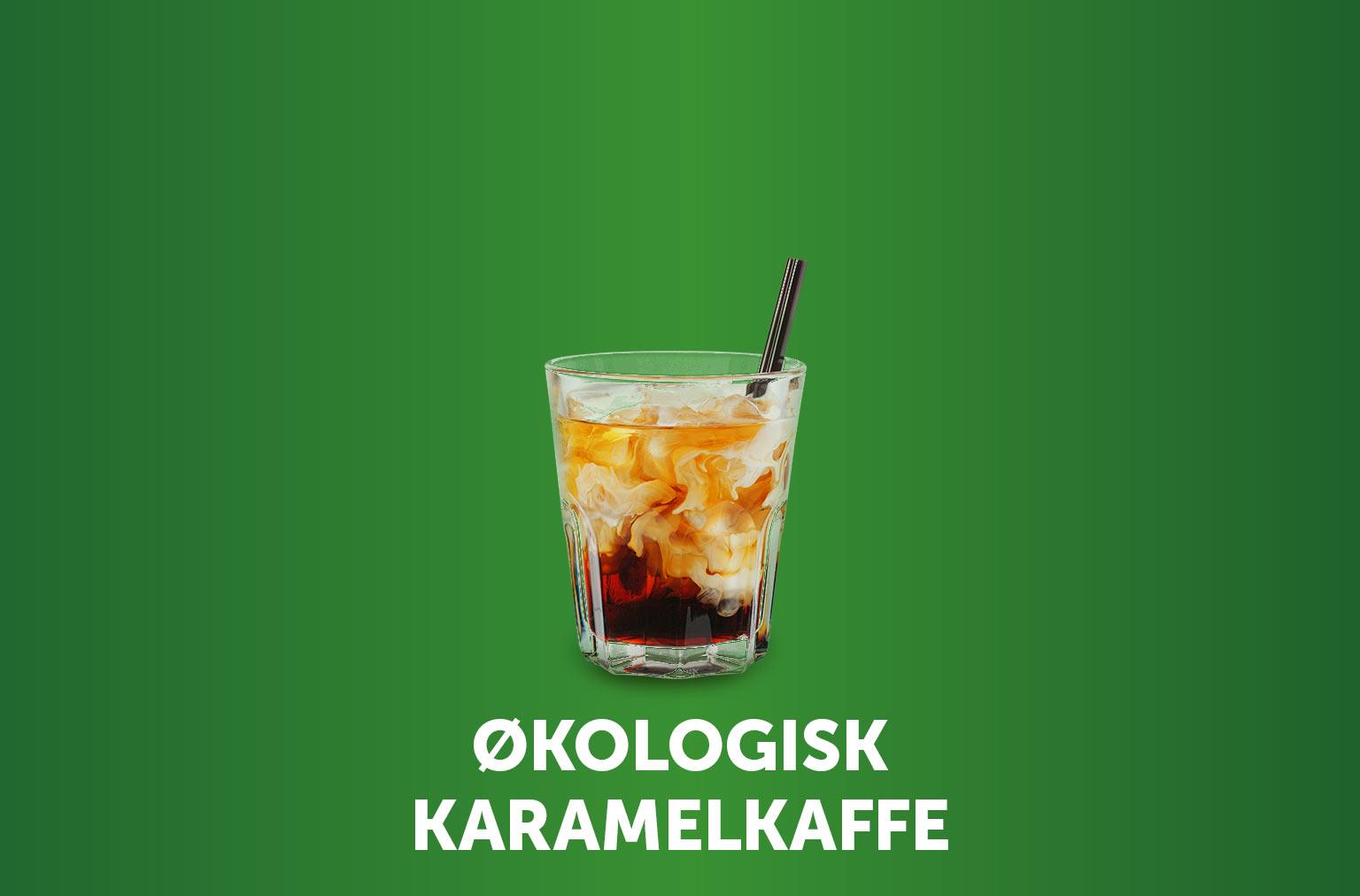 Økologisk Karamelkaffe