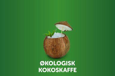 øko-kokoskaffe