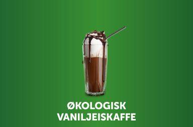 øko-vaniljeiskaffe